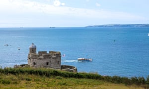 Remote: Fort House, St Mawes, Cornwall.