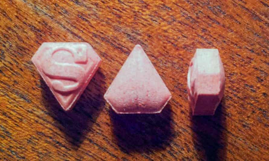Fake or super-strong ecstasy tablets can be potentially deadly … 'That's the reason to regulate!' says Woods.