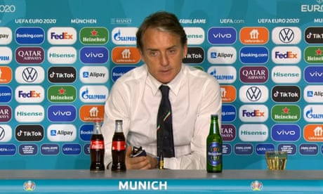 Italy still has a lot to offer at Euro 2020, says victorious Mancini – video