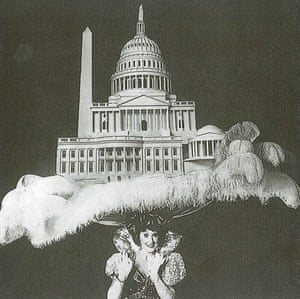 The Washington hat, created and designed by Steve Silver in 1982.
