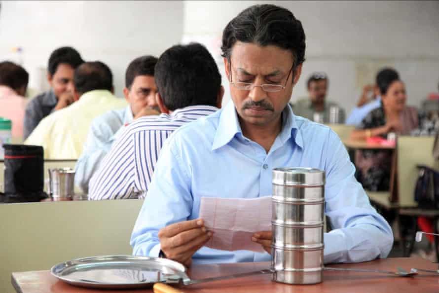 Irrfan Khan in The Lunchbox.