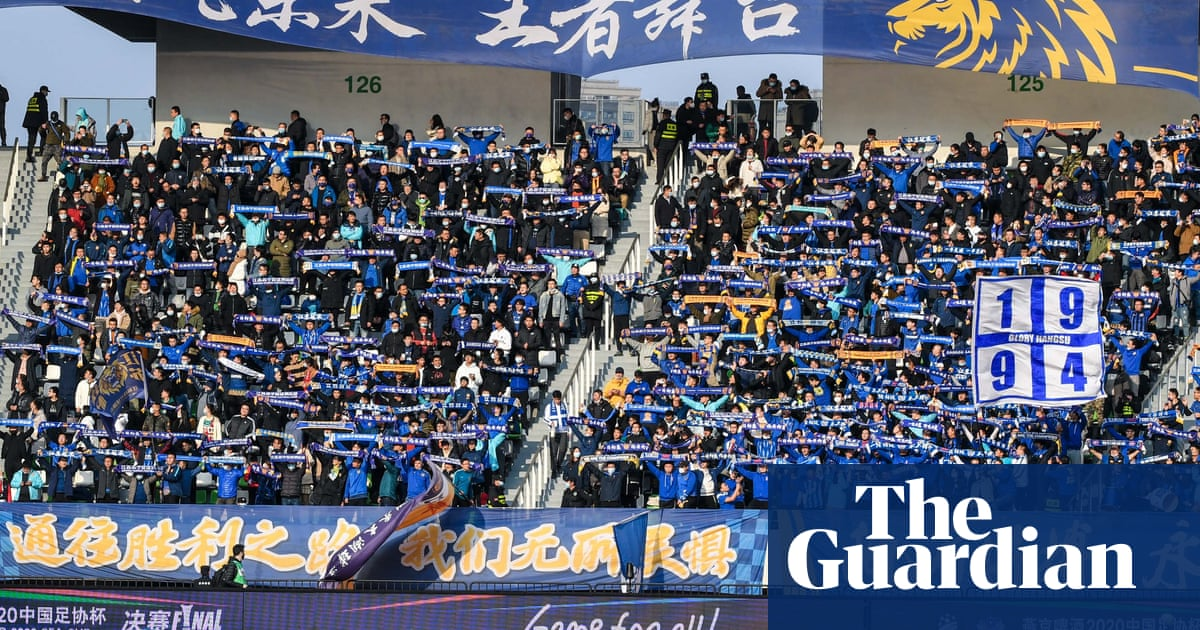 China crisis: Jiangsus demise is part of countrys wider football struggle