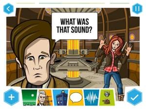 Doctor Who: Comic Creator.