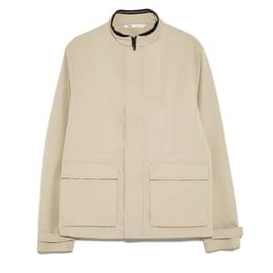 Travel jacket, £49.99, zara.com