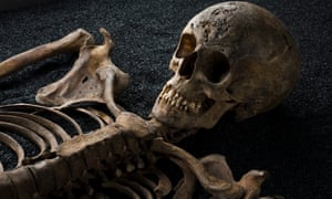 A skeleton from the Wellcome Collection