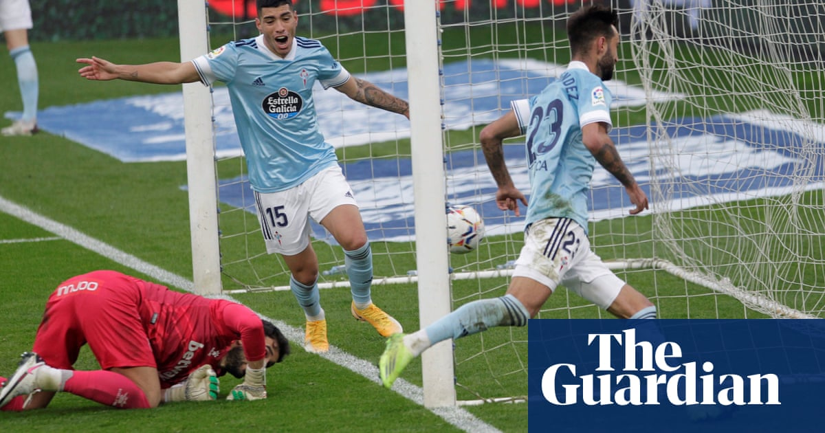Chacho man makes Celta the most fun team to watch in Spain now | Sid Lowe