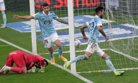 'Chacho man' makes Celta the most fun team to watch in Spain now   Sid Lowe