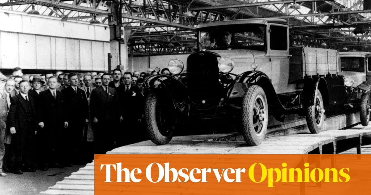 Britain's tired old economy isn't strong enough for Brexit | Phillip