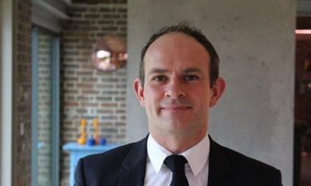 Stuart Murphy, ENO's chief executive.