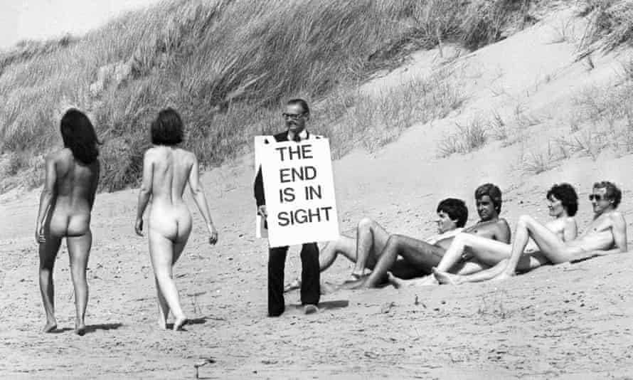 'It is surely possible that stripping only makes you happy if you're a nudist, a comfortable exhibitionist.'