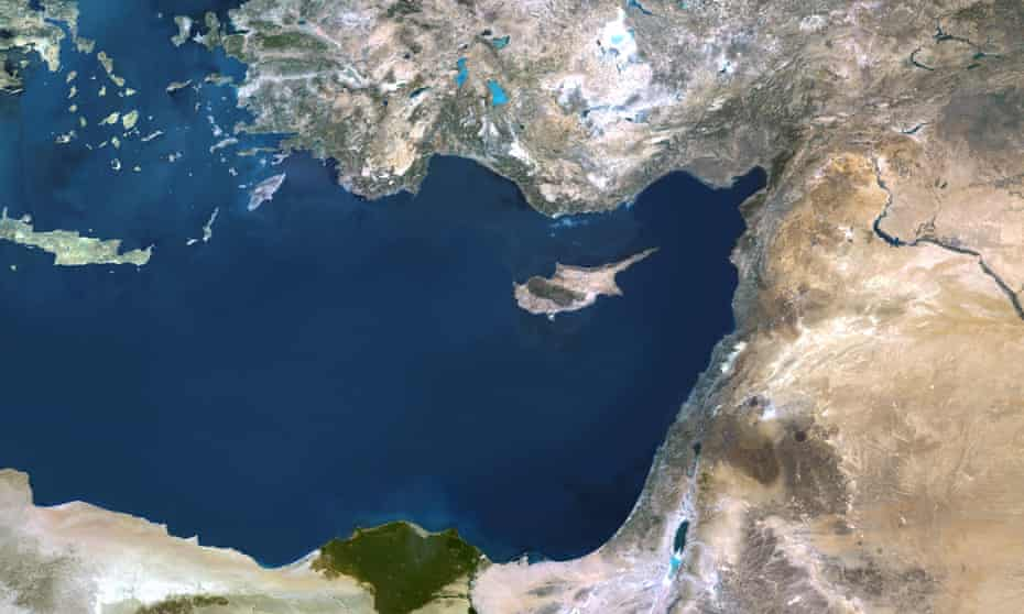 Eastern Mediterranean Sea