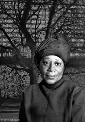 Sonia Boyce, professor of black art and design at the University of the Arts London