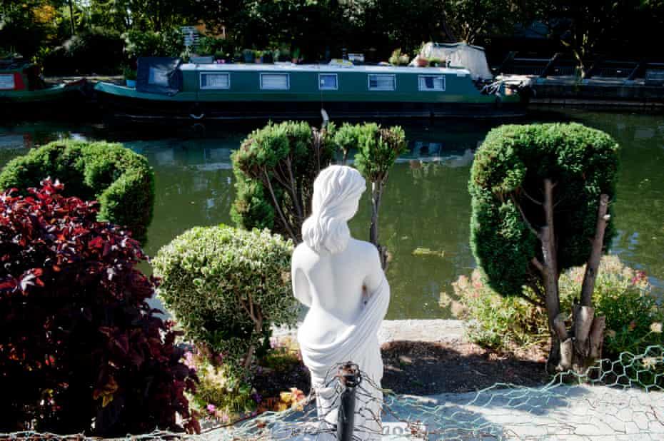 Gerry Dalton's garden.