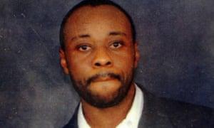 Jimmy Mubenga, who died on a deportation flight to Angola