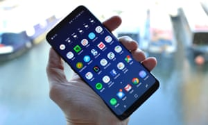 Samsung Galaxy S9+ review: the best big-screen smartphone by