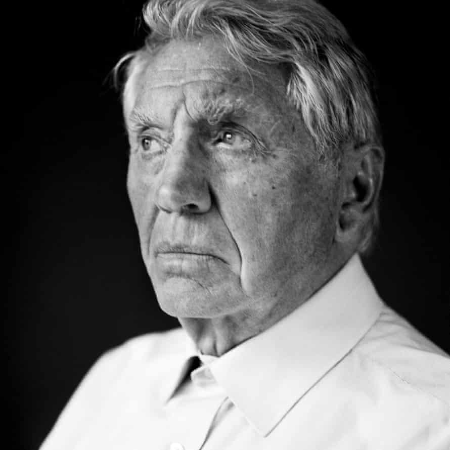 Don McCullin photographed by Giles Duley.
