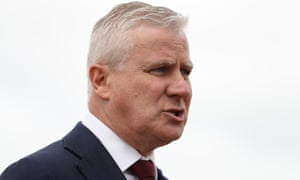 Acting prime minister Michael McCormack.