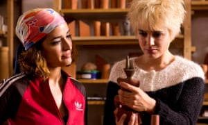 'Almodóvar is brilliant at creating the mood of a mystery thriller, but with little or no intention of giving you the big reveal that you might expect' … Julieta