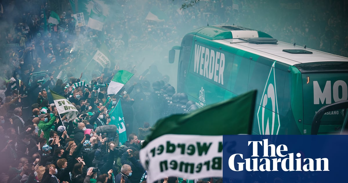 Shock, horror and grief: relegated Werder Bremen get what they deserve | Andy Brassell
