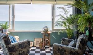 'Commodious modern flats': Marine Court in Saint Leonards.