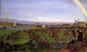Walton-on-the-Naze, 1860, by Ford Madox Brown