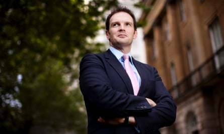 Dr Dan Poulter, a former Tory health minister