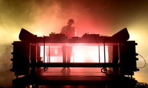 Jamie xx live at Brixton