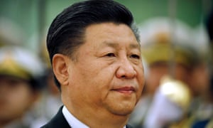 Chinese president Xi Jinping, who has been told the arrests mean 'greater distrust' of his country.