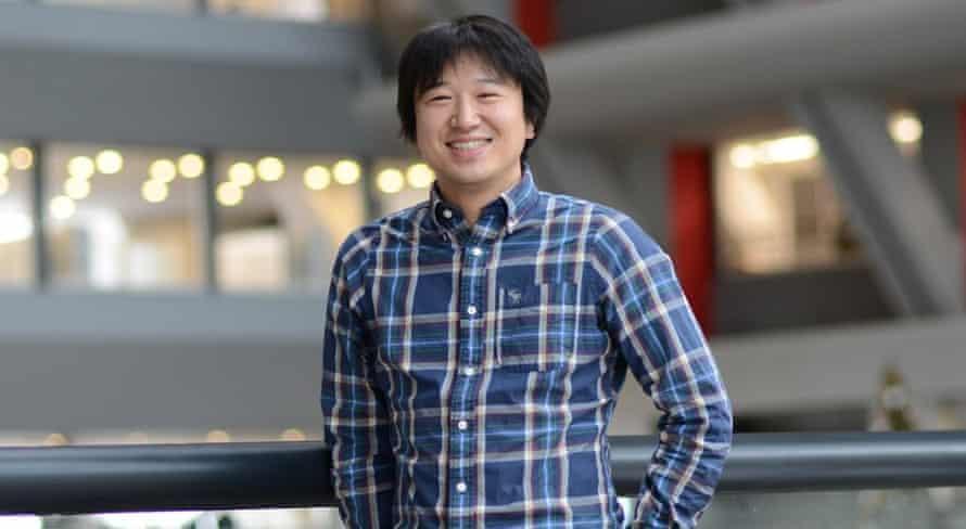 Shigetaka Kurita, the inventor of emojis