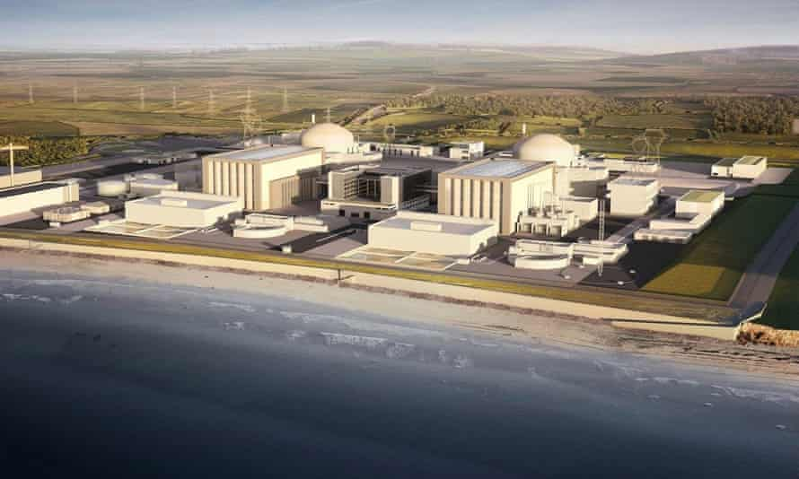 EDF Energy's proposed Hinkley Point power plant