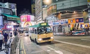 Yuen Long, Hong Kong.