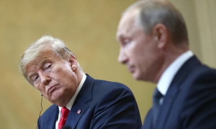 The mood of Trump's meetings is bound to be coloured by the performance of his party in the midterm elections.