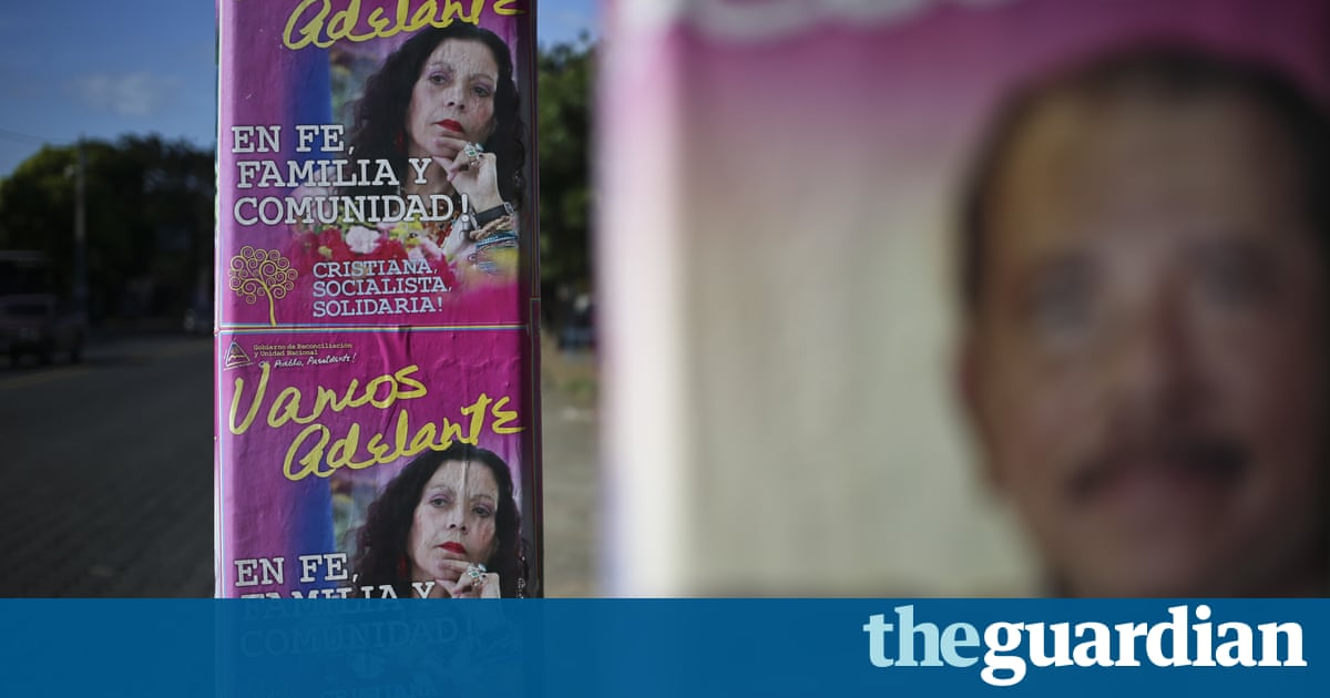 The Guardian highlights accusations that the Nicaraguan election was rigged  ( Report  b582c77f9