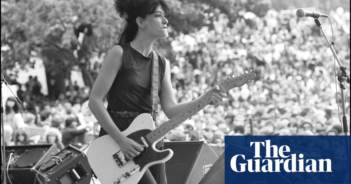 Post-punk band Au Pairs: 'The Thatcher years gave us plenty of material'