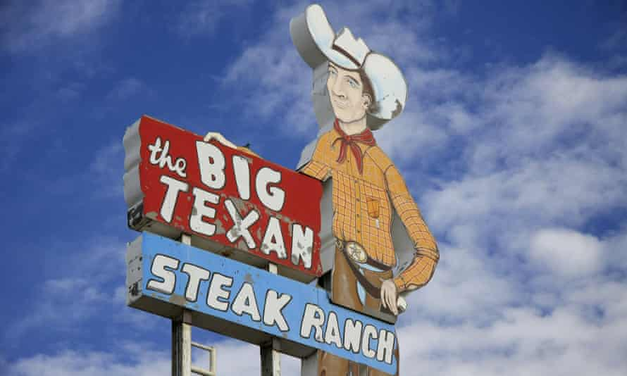 Texas steak ranch