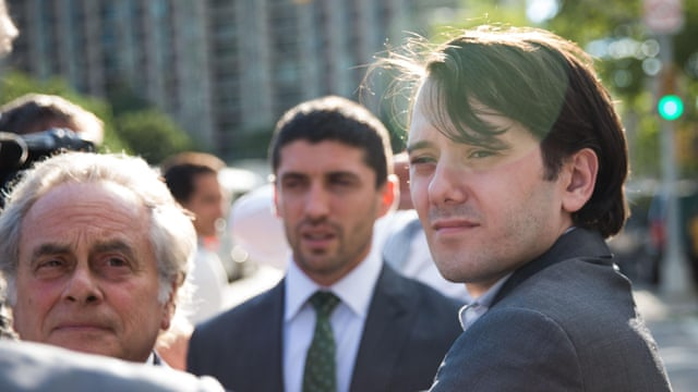 I hate him': Martin Shkreli court transcript reveals