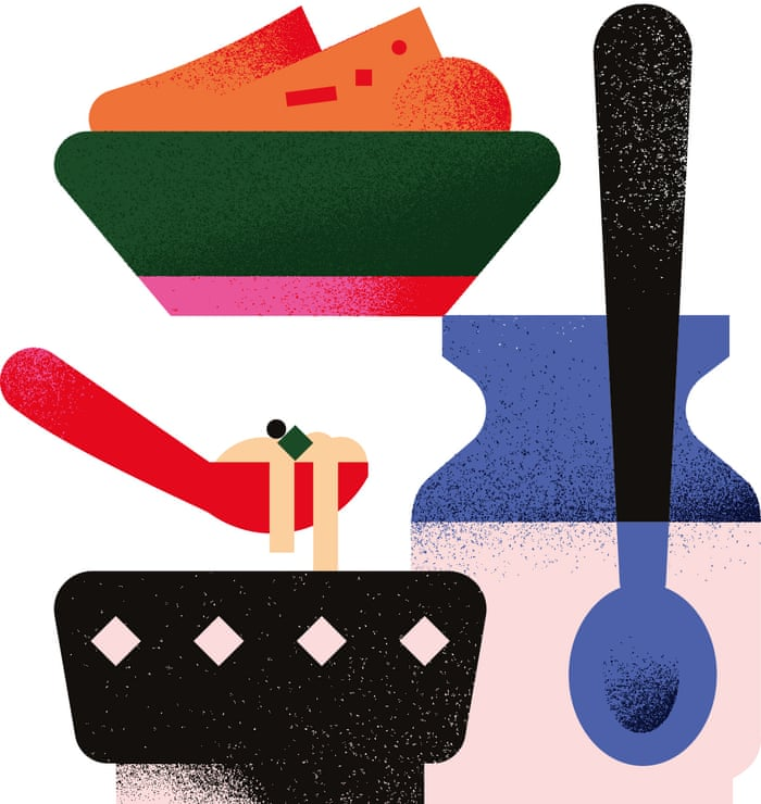 How to feed your gut | Life and style | The Guardian