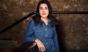 Bars on her windows … Gurpreet Kaur Bhatti, whose new plays is called A Kind of People.