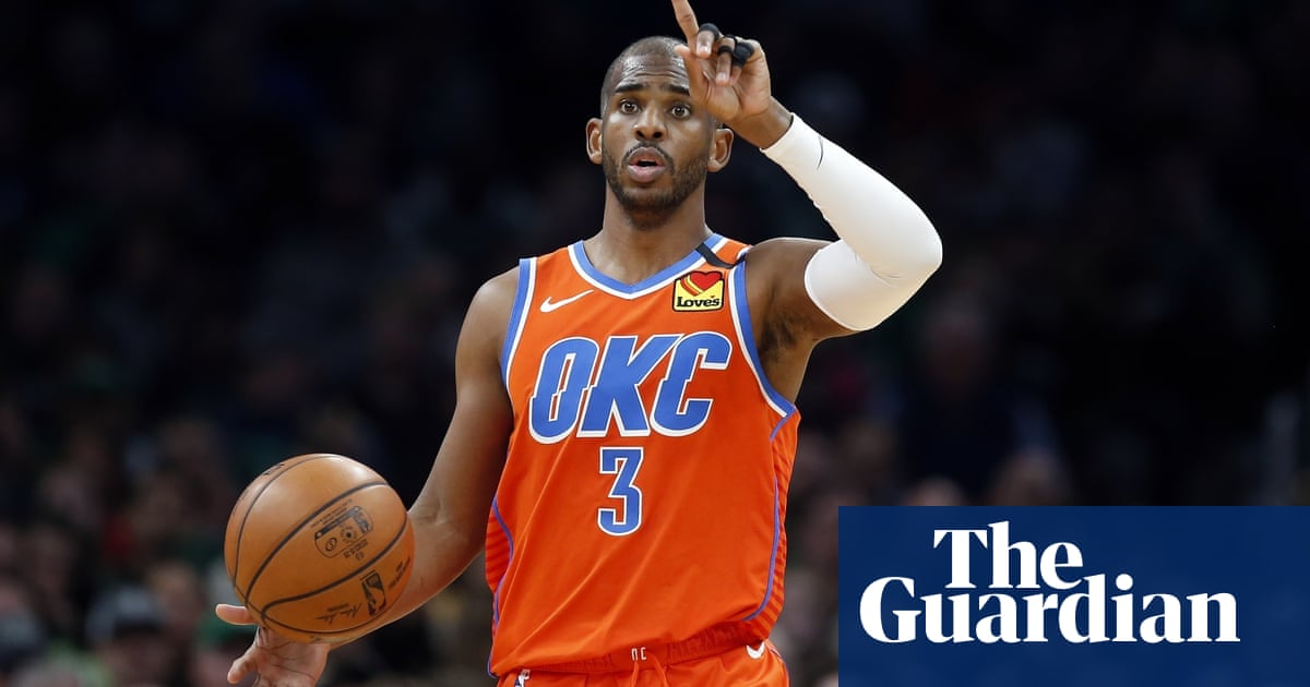Chris Paul to join Phoenix Suns from Oklahoma City Thunder in blockbuster trade