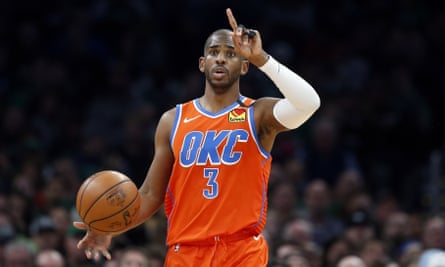 Chris Paul was an All-Star for the 10th time last season