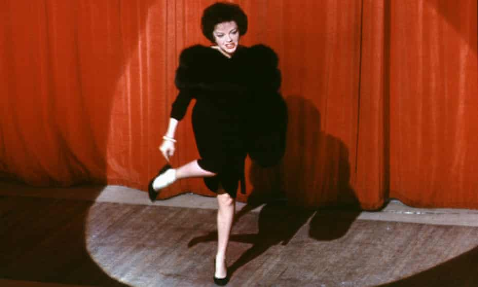Judy Garland in the 1963 film I Could Go On Singing.