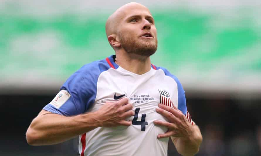Michael Bradley stunned the Mexico fans with an exquisite opener