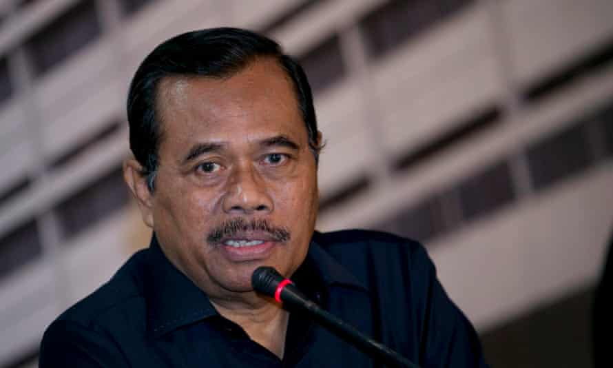 Indonesia's attorney general Muhammad Prasetyo: 'There's basically nothing whatsoever that will hamper the implementation of this decision.'