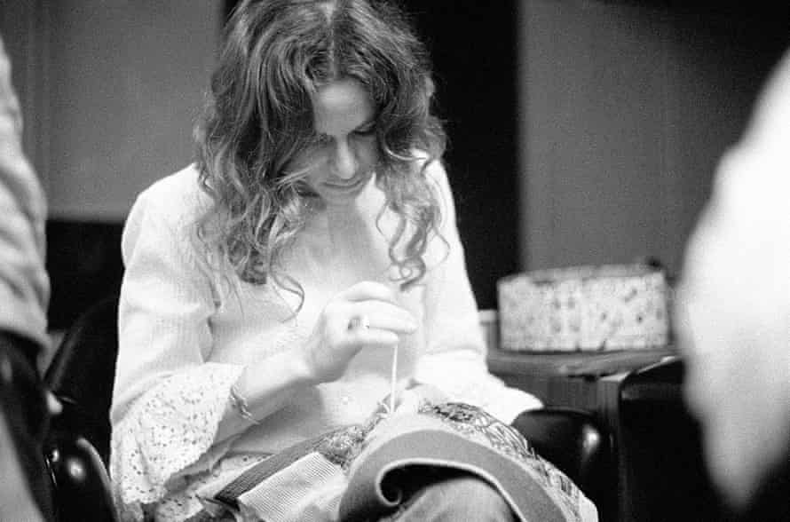Carole King ... 'My life has been a tapestry.'