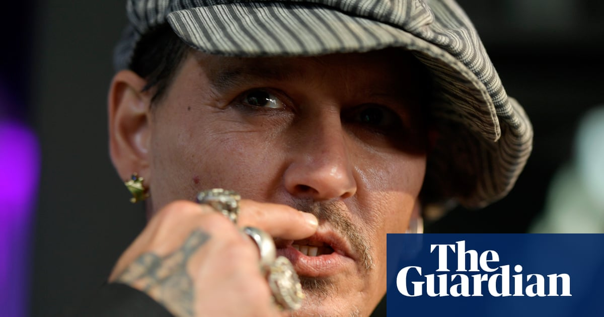 Johnny Depp defends JK Rowling's casting of him in Fantastic Beasts sequel
