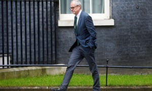 There is scepticism over Patrick Vallance's claims that the threat to care homes had been 'flagged' since the start of the pandemic. Photograph: Hannah McKay/Reuters