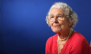 Incurably modest … Judith Kerr in 2013.