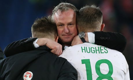 For Michael O'Neill the logical career choice is Scotland but will he take it? | Ewan Murray