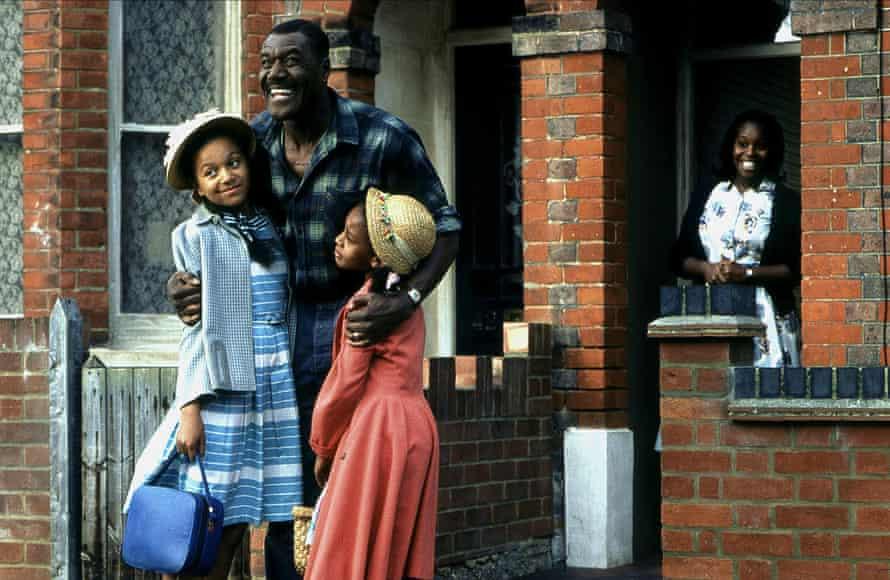 London pride … in 2003 cricket movie Wondrous Oblivion.