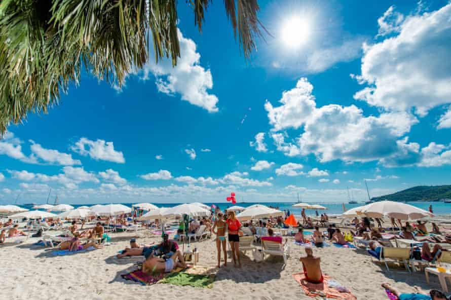 Playa de Ses Salines, Ibiza